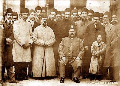 M. Ali Şah bombalattığı vekillerle...